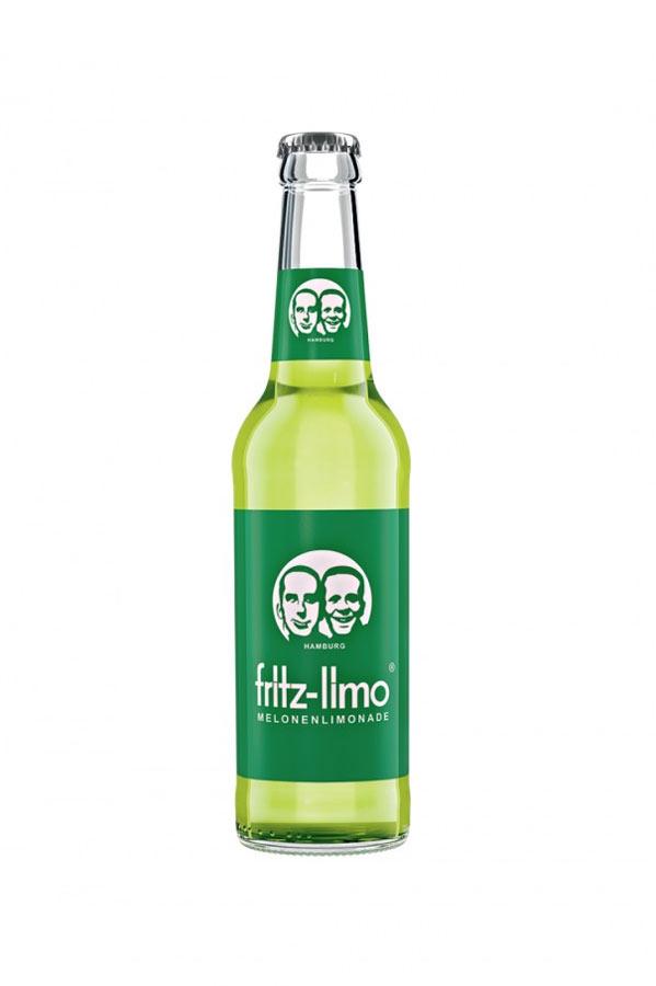 FRITZ LIMO MELON 0.330L